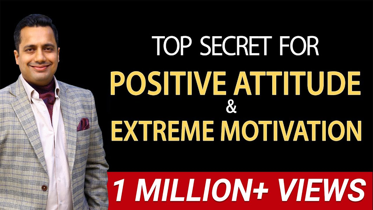 positive attitude i positive thinking motivational video on belief positive attitude i positive thinking motivational video on belief system hindi vivek bindra