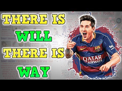 Messi Biography – ZERO TO HERO #2