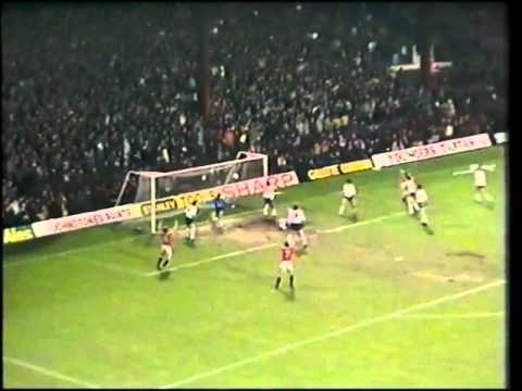 12. Manchester United vs Tottenham, Dec 16th 1983