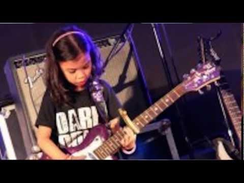 Salonga School of Rock Teaser