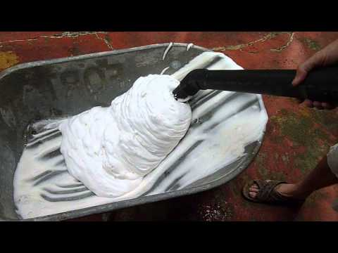 foam concrete  generator