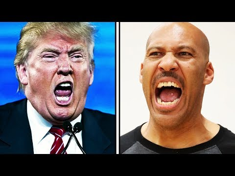 LaVar Ball Attacks Donald Trump For Lying About His Son