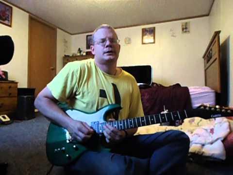 The Forgotten part 2 cover Joe Satriani