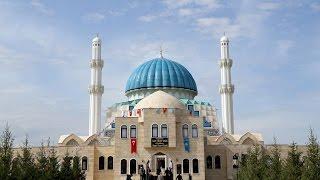 TDV KAZAKİSTAN '' HOCA AHMET YESEVİ CAMİİ ''