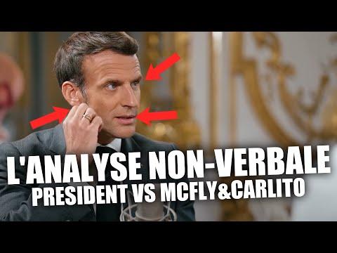 Peut-on décrypter le président E. Macron au concours d'anecdotes ? - Analyse #22