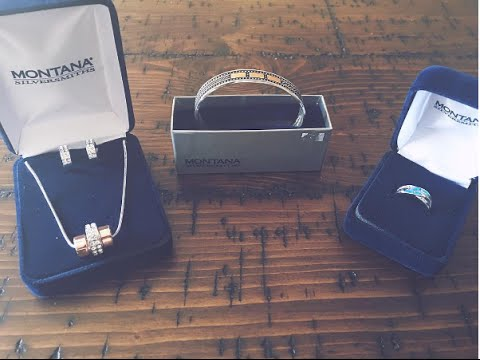Montana Silversmiths Jewelry Haul+Review
