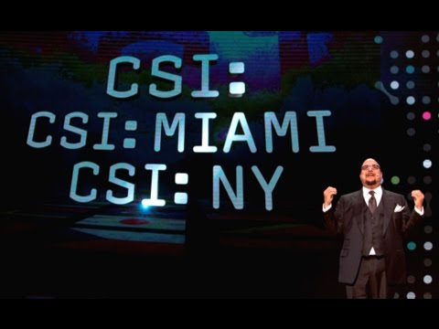 Stay Curious - Anthony Zuiker, Creator of CSI Franchise | SDF2015