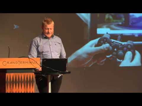 PCG2013 - Rune Klevjer - Representation and Virtuality in Computer Games
