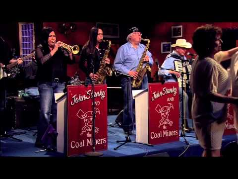 Let's Polka   John Stanky and The Coalminers, Show One   WSKG