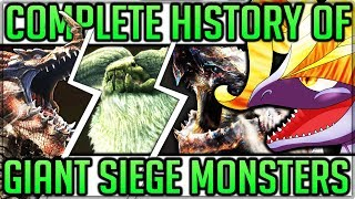 The Biggest and Baddest - Lao Shan Lung to Kulve Taroth - Monster Hunter World! (Lore/Theory/Fun)