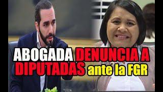 Nayib Bukele RESPONDE TAJ4NTEMENTE a Cristina Cornejo del FMLN  │ PRESENTAN DENUNCI4 C0NTRA diputada