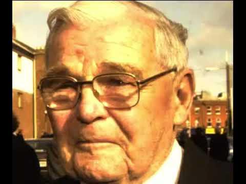 Irish judge and politician Thomas Finlay Died at 95