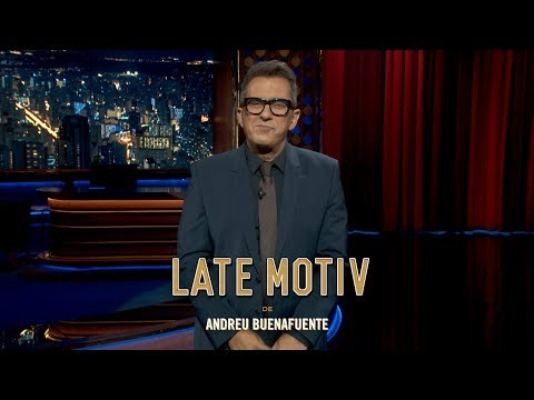 LATE MOTIV - Monólogo de Andreu Buenafuente. ¿It´s the end of the world? | #LateMotiv272