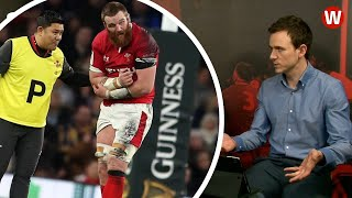 The Gain Line | Injury update ahead of Wales V Scotland