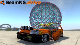 BeamNG.drive - DESTRUCTION BALL