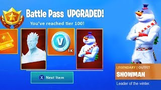 *NEW* FORTNITE SEASON 7 BATTLE PASS SKINS! (Fortnite Battle Royale Season 7)