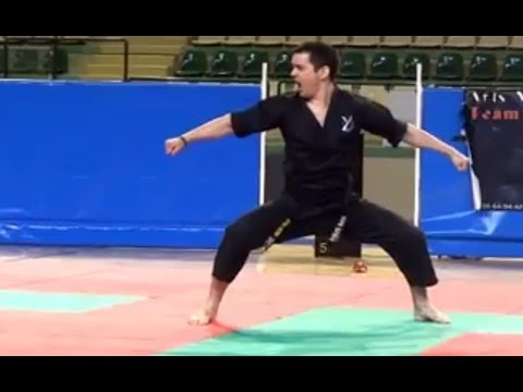 Extreme Martial Arts Form