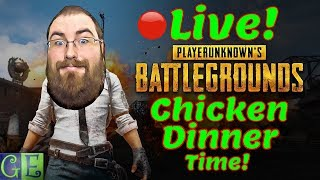 PUBG Off to the Chickens! Online PC Gaming Adult Live Stream Right Now