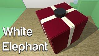 THE GIFT EVERY GAMER STRIVES FOR   White Elephant