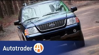 2002-2005 Ford Explorer - SUV | Used Car Review | AutoTrader