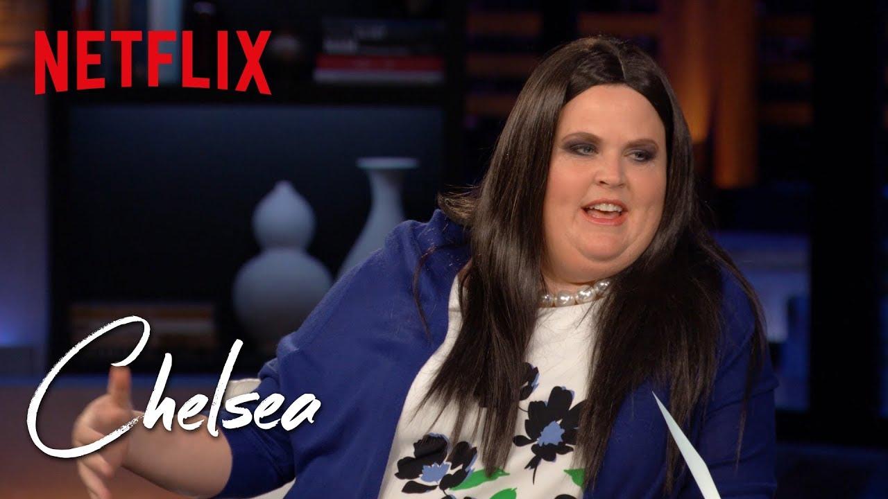 """""""Sarah Huckabee Sanders"""" Is Back   Chelsea   Netflix"""