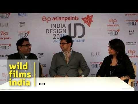 INDIA DESIGN ID 2015 : Google Hangouts : EDIDA Winners Celebrating Indian Design