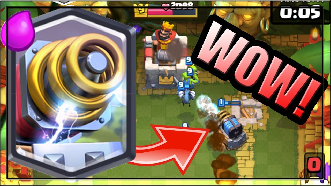 Top 3 Best Sparky Decks In Clash Royale Good For Arena 6