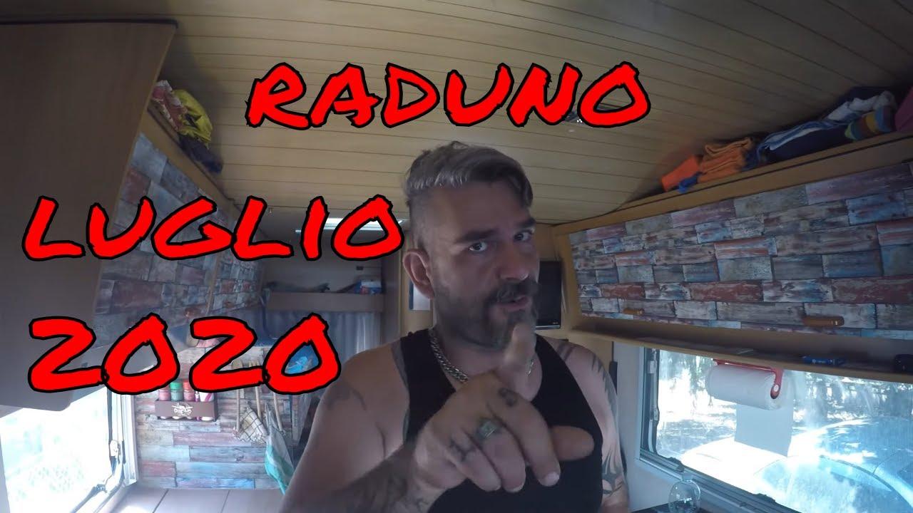 RADUNO LUGLIO 2020