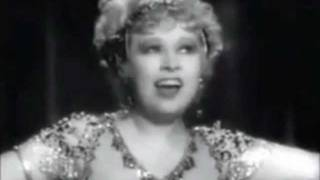 Mae West In Classic 1937 Radio Broadcast
