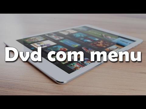 Como fazer um dvd com vários vídeos e com menu (Proshow Producer)