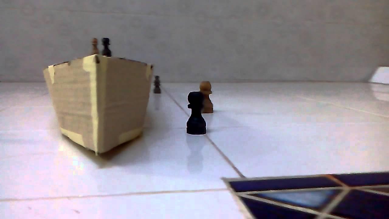 Pembuatan Kapal Titanic Kardus YouTube