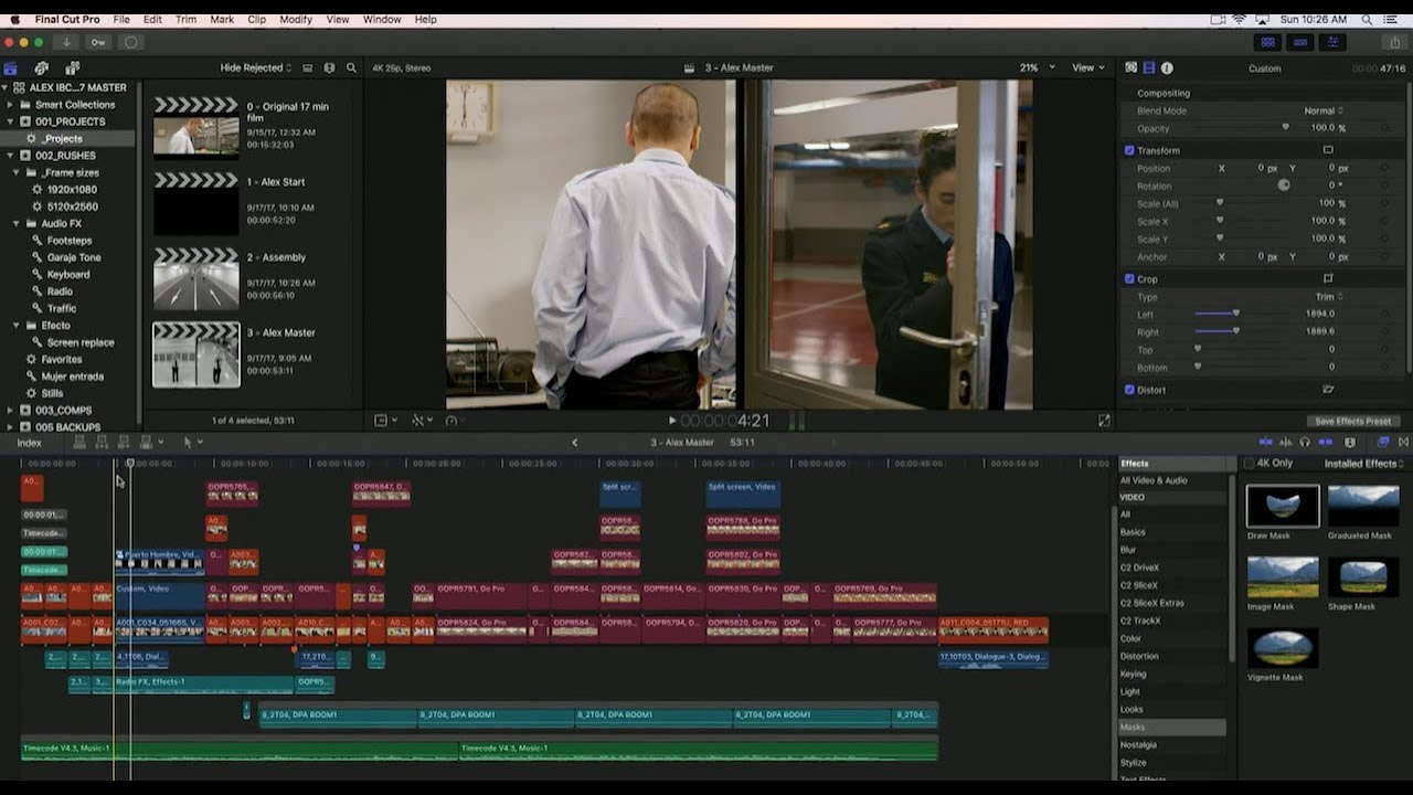 7 Tutorials On Improving Your Editing With Final Cut Pro X