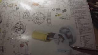 Fabrication moteur a vapeur, 1ère partie