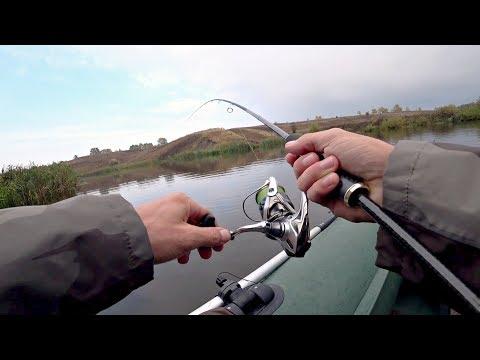 Рыбалка 2019. Ловля щуки осенью на спиннинг на воблер.