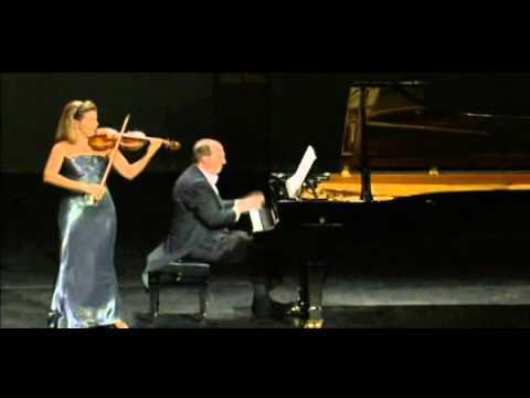 Beethoven Violin Sonata No  5 in F major Spring Anne Sophie Mutter