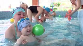 AQUA Mama Мария Етриванова. Обучение плаванию беременных женщин, грудничков и детей.