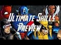 61 Hero Ultimate Skill Preview - Marvel Heroes Omega (PC)