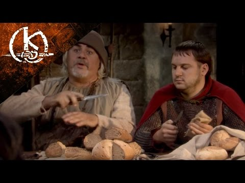 Le pain - Kaamelott - Livre I / [ENG SUB]