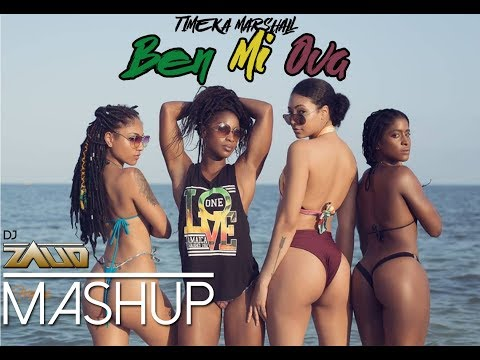 Timeka Marshall - Ben Mi Ova (DJ Zaud Mashup)