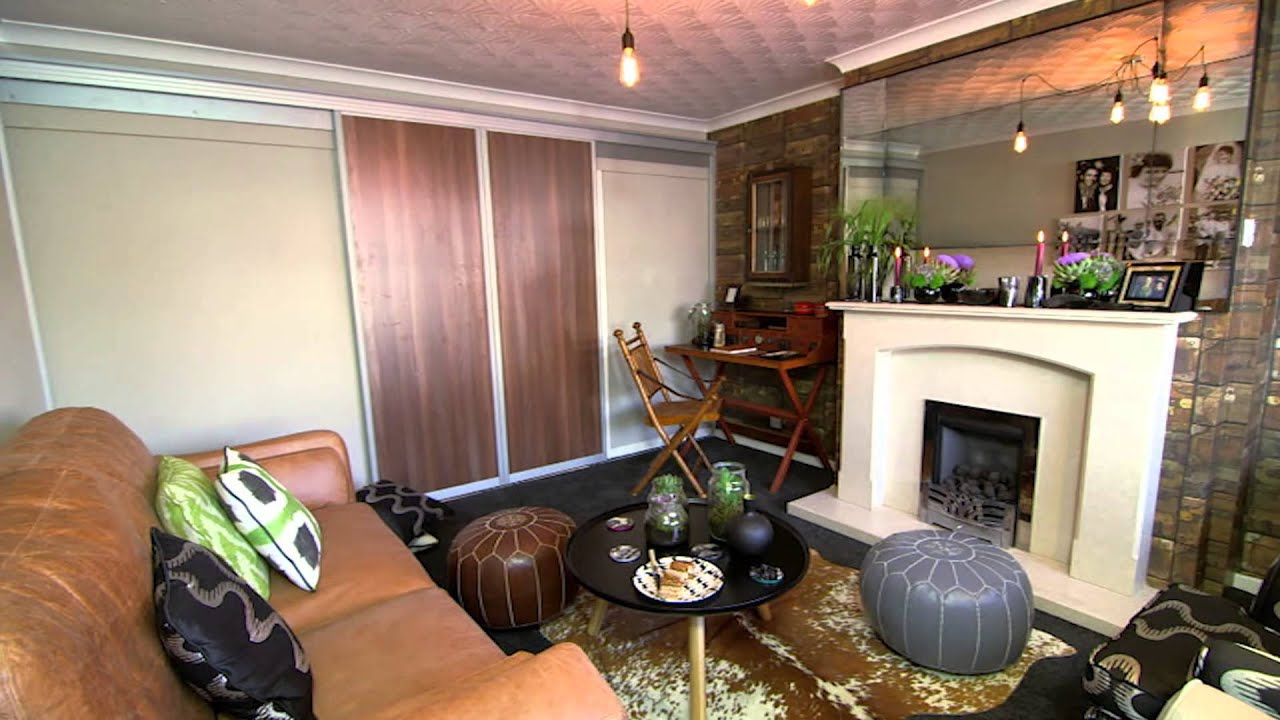 The completed look of ronald 39 s living room peter andre 39 s for 60 minute makeover living room ideas