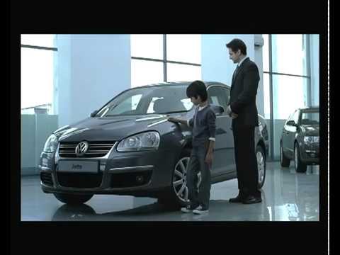 """Volkswagen Brand TVC """"Young Kid"""""""