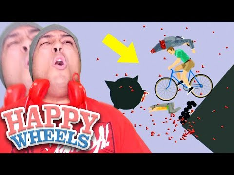 IT'S BEEN 2 YEARS SINCE THE LAST EPISODE.. [HAPPY WHEELS] [MADNESS!]
