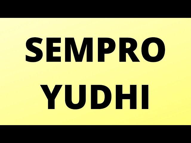 SEMPRO YUDHI