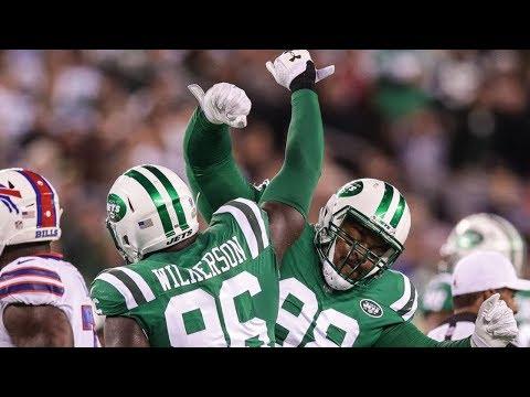 Buffalo Bills vs. New York Jets Week 9 Game Highlights | NFL
