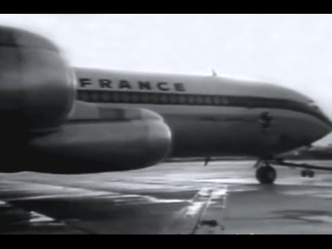 Air France Commercial - 1964