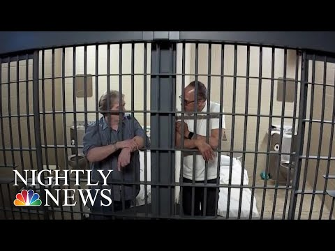 Lester Holt Goes Inside America's Largest Maximum Security Prison | NBC Nightly News