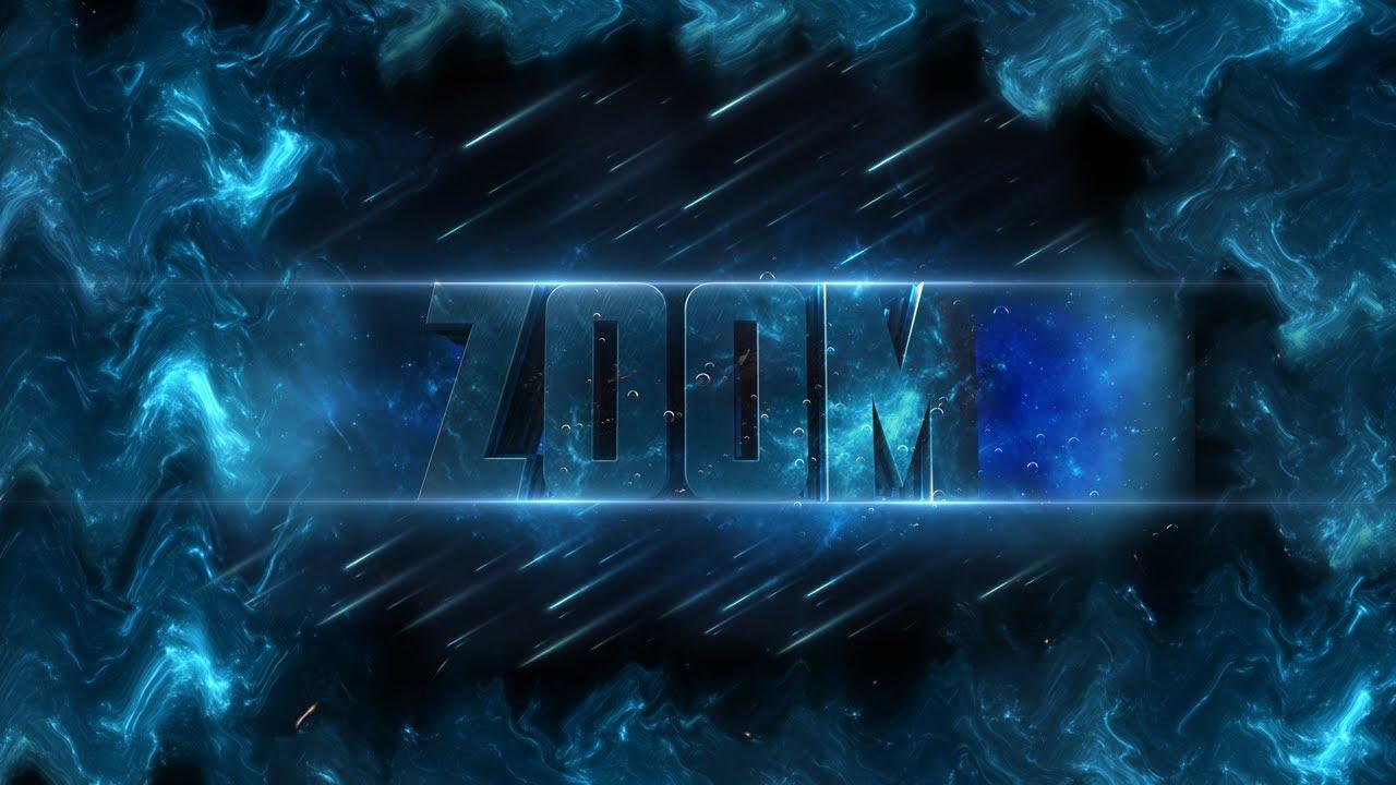 Photoshop | Christmas Eve | Speed Art | ZOOM HD Wallpaper - YouTube
