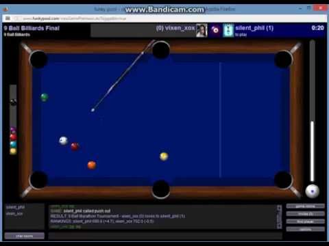 Funkypool 9US Tournament Win Part 1