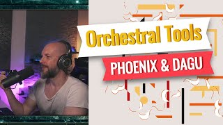 Exploring Orchestral Tools Phoenix Chinese Orchestra and Theatre percussion DAGU