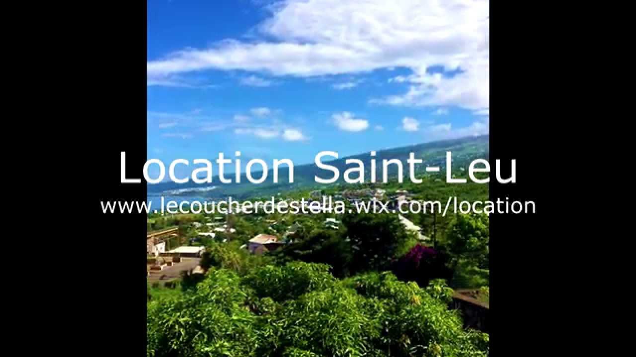 location saint leu 974 r union youtube. Black Bedroom Furniture Sets. Home Design Ideas